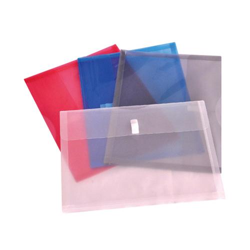 Fld0458 Expanding Envelope Velcro Letter 6 Pack Amc