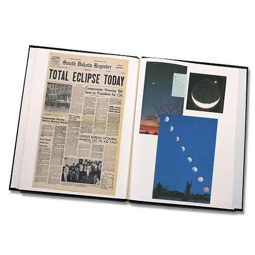 Bnd6830 Big Book Scrapbook Refill Pages 25pack Amc Plastics