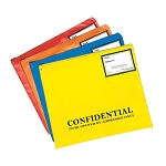 BCC0001 Confidential Carrier Letter Legal - 5/Pack