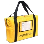 BCC0005 Confidential Carrier XRay with Handles - 5/Pack