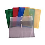 FLD2180 Expanding Envelopes Letter - 6/Pack