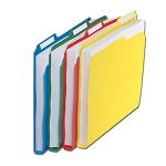Top Tab Poly File Folders Letter