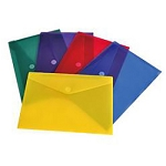 Velcro Flap Poly Envelopes