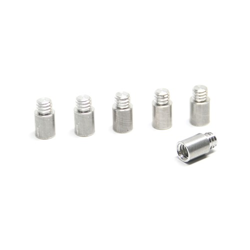 "MSC0004 1/4"" Screw Post Extensions - 12/Pack"